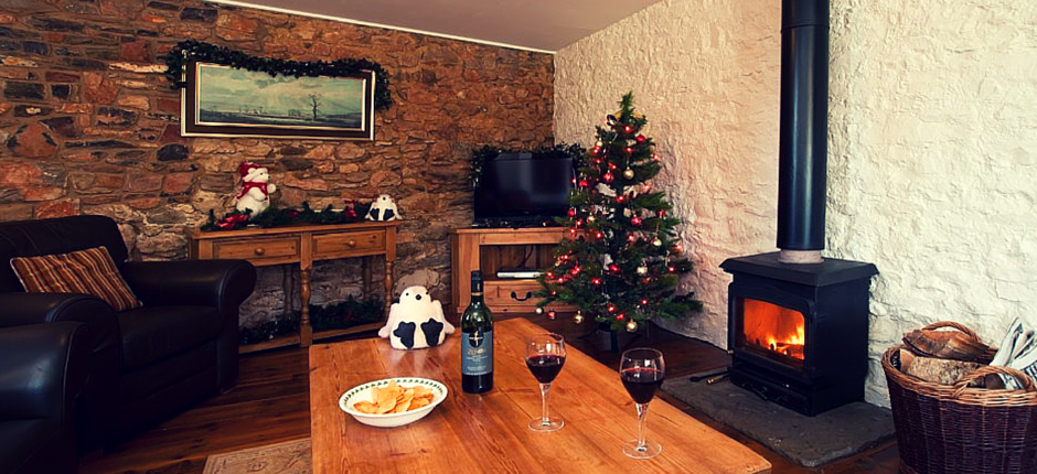 Christmas at Long Barn Cottages