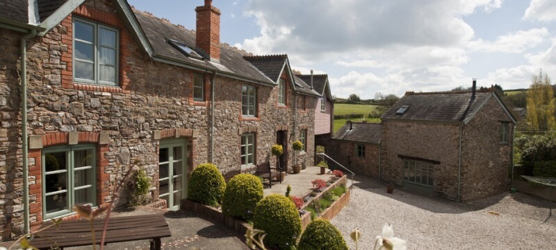Self catering holiday cottages Devon deals 2018